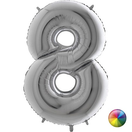 098S-Number-8-Silver