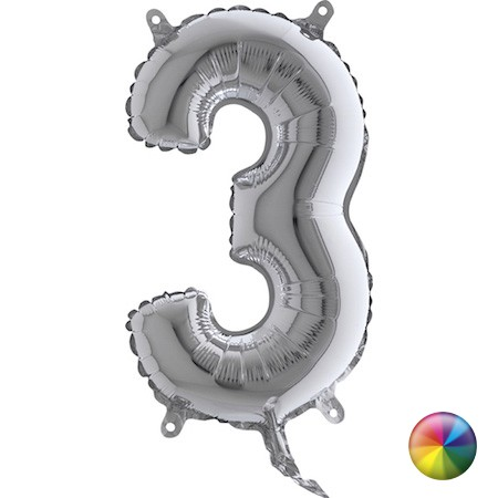 14093S-Number-3-Silver-mini