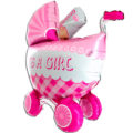 73061 Its a Girl Buggy 3D